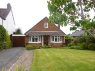 Bungalow in Fishmore Road, Ludlow...