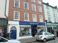 1 bed Character Property in Castle Street, Ludlow...