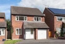 Detached property for sale in Hucklemarsh Road, Ludlow...