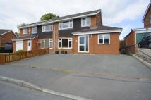 4 bedroom semi detached home in Beechwood Drive, Newtown...
