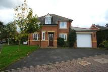 4 bed Detached property for sale in Maldwyn Way, Montgomery...