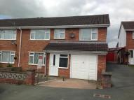4 bedroom semi detached property in Llys Rhufain, Caersws...