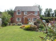 Detached home for sale in Church Stoke, Montgomery...