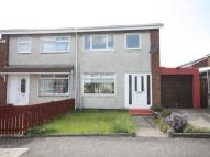 semi detached house to rent in Hillview Crescent...