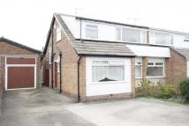 3 bedroom semi detached home to rent in Meadow Park Crescent...