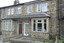 Terraced house in Bradford Road...