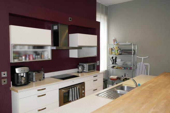 Open Plan Kitchen Ar