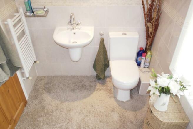 Bathroom Continued