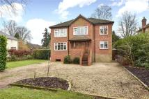 Detached home for sale in Woodhurst Road...