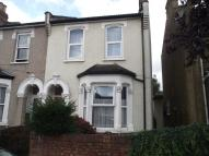 semi detached house in Fotheringham Road...