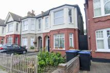 semi detached house for sale in HARLECH ROAD, London, N14