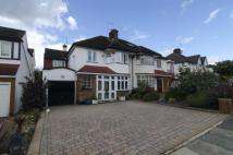 4 bedroom semi detached home for sale in Langside Crescent...