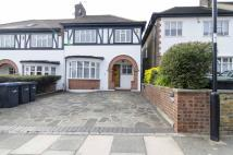 3 bedroom semi detached property for sale in Townsend Avenue, London...
