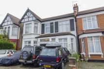semi detached house in Grovelands Road, London...
