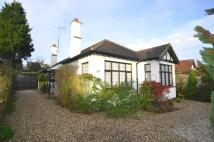 2 bed Detached Bungalow in Station Road...