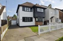 3 bed Detached property for sale in Percy Road, Leigh-on-sea...