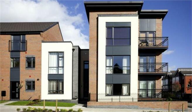 3 bedroom town house for sale in plot 437 the dartmoor