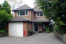 4 bed Detached house for sale in Ladderedge, Leek...