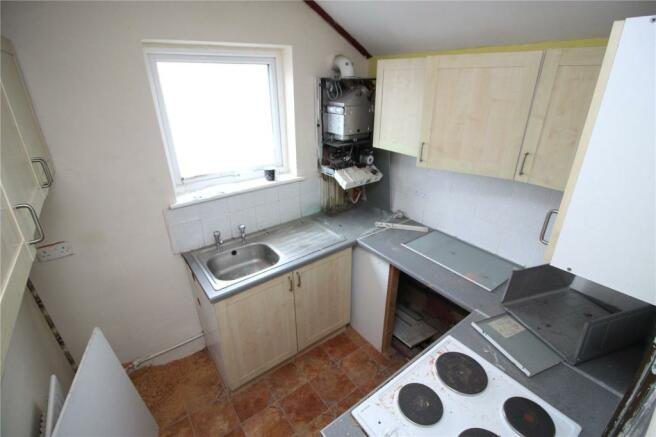 Flat 9A Kitchen