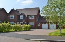 4 bed Detached home in Lawrence Close, Cranage