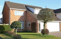 4 bedroom Detached house for sale in Troon Close...