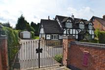 Middlewich Road Detached house for sale