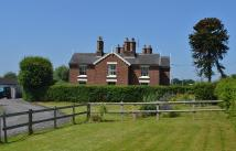 4 bed Detached house for sale in Holmes Chapel Road...
