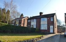 3 bed semi detached property in Knutsford Road...