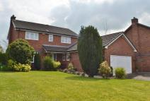 Detached home in Elm Drive, Holmes Chapel