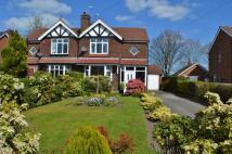 3 bedroom semi detached property in Macclesfield Road...