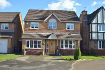 4 bedroom Detached property in Guernsey Close...