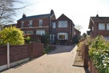 2 bed semi detached home for sale in Middlewich Road...