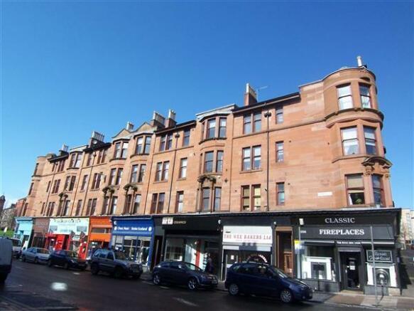 1 Bedroom Flat To Rent In 2 1 606 Dumbarton Road Partick