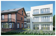 new development in Romilly Crescent...