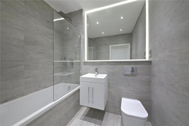 Show Flat Bathroom