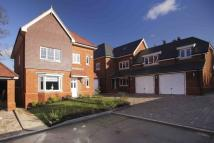 new property in Plot 8 - The Hadleigh...
