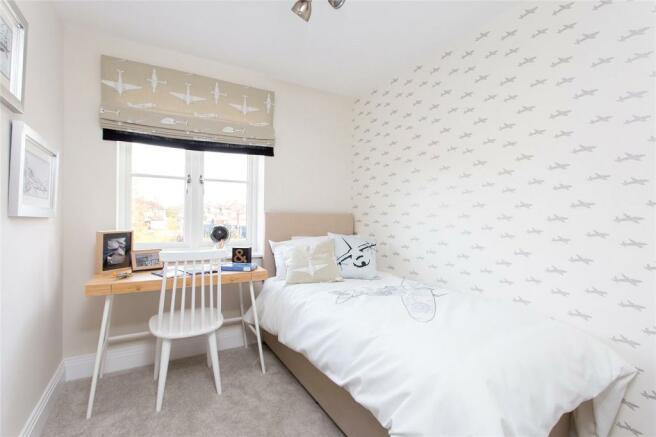 Plot 7 Bedroom