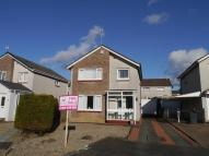 Detached home in Kay Gardens, Motherwell...