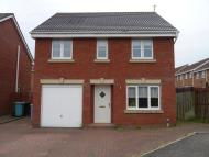 4 bedroom Detached house in Elder Way, Carfin...