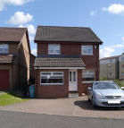 3 bedroom Detached property in SHAW CRESCENT, Wishaw...