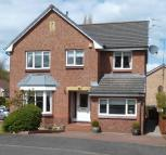 4 bed Detached house in Alexander Gibson Way...