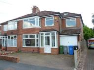 4 bedroom semi detached house to rent in Manley Road, Sale