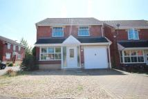 Detached home in Edrich Way, Norwich