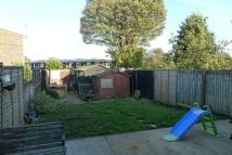 Terraced home for sale in Arnold Miller Close...
