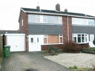 3 bed semi detached property in Lindsay Road, Norwich
