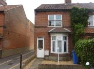 Terraced home for sale in Hughenden Road, Norwich