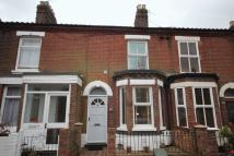 3 bed Terraced home in Rosebery Road, Norwich