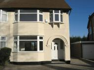 Gorseyville Crescent semi detached property to rent