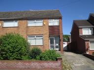 3 bed semi detached house to rent in Holmlands Drive, PRENTON
