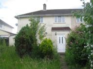 semi detached house in Tennyson Avenue...